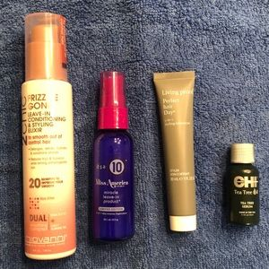 Other - Lot of New Hair Products, conditioner, serum